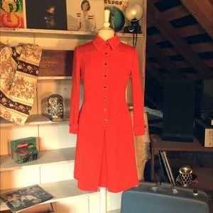 Preview: Vintage Mod Act III Western Yoke Dress